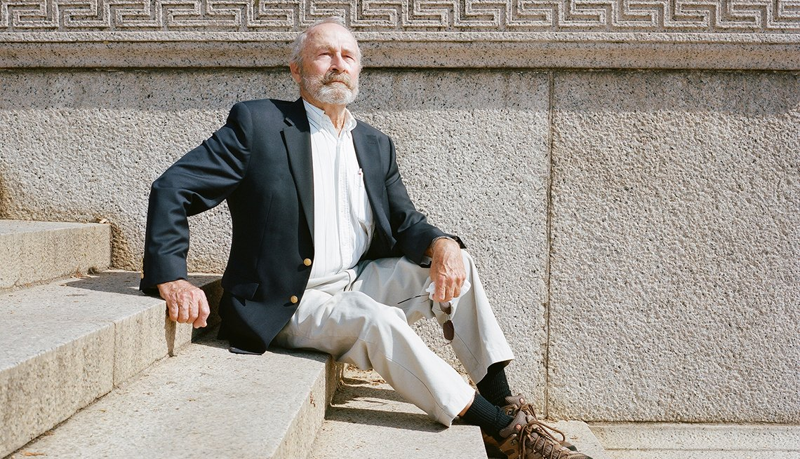 Gordon Gundrum, March on Washington Then and Now