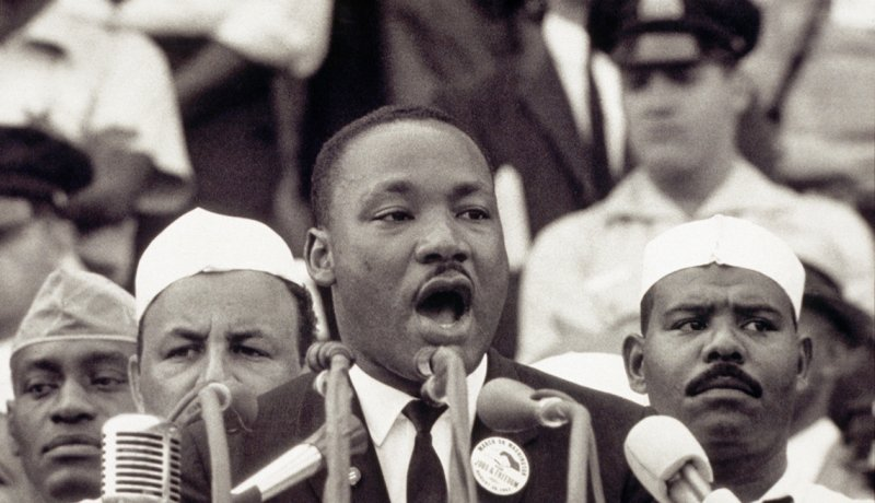 1963 March On Washington Then And Now