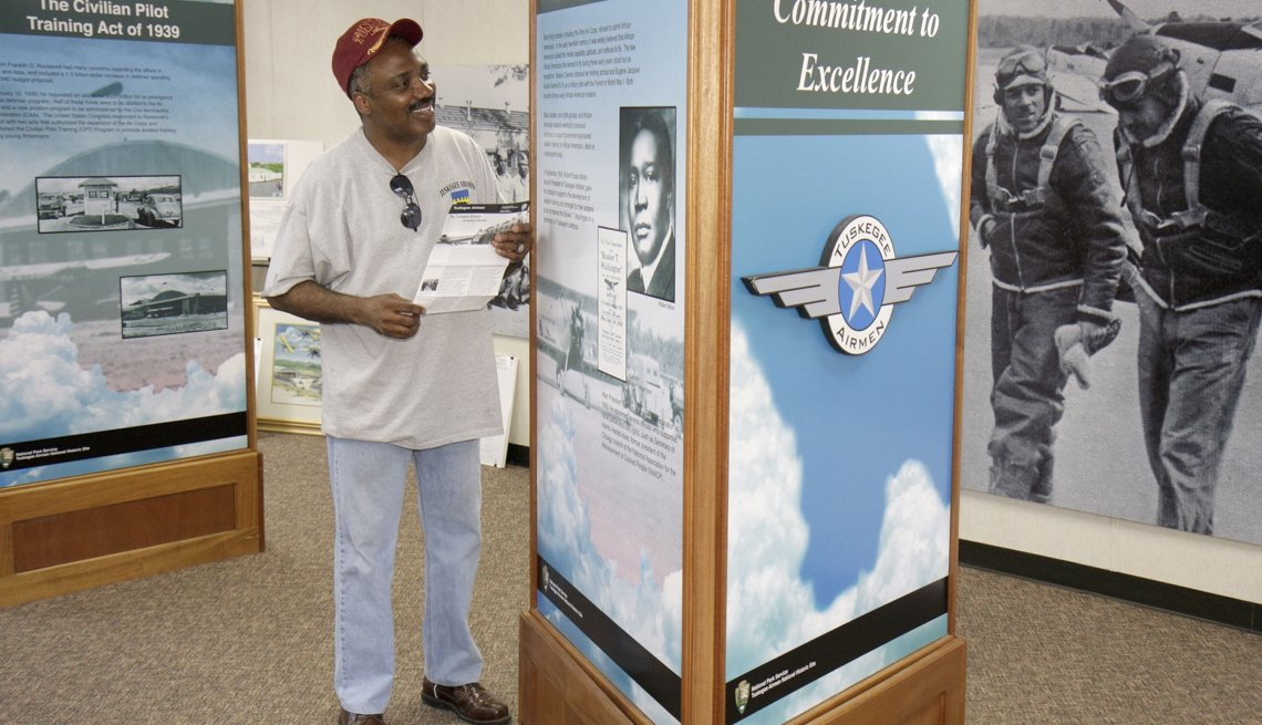 Alabama Tuskegee Black History Museum, 10 Great African-American Historic Site