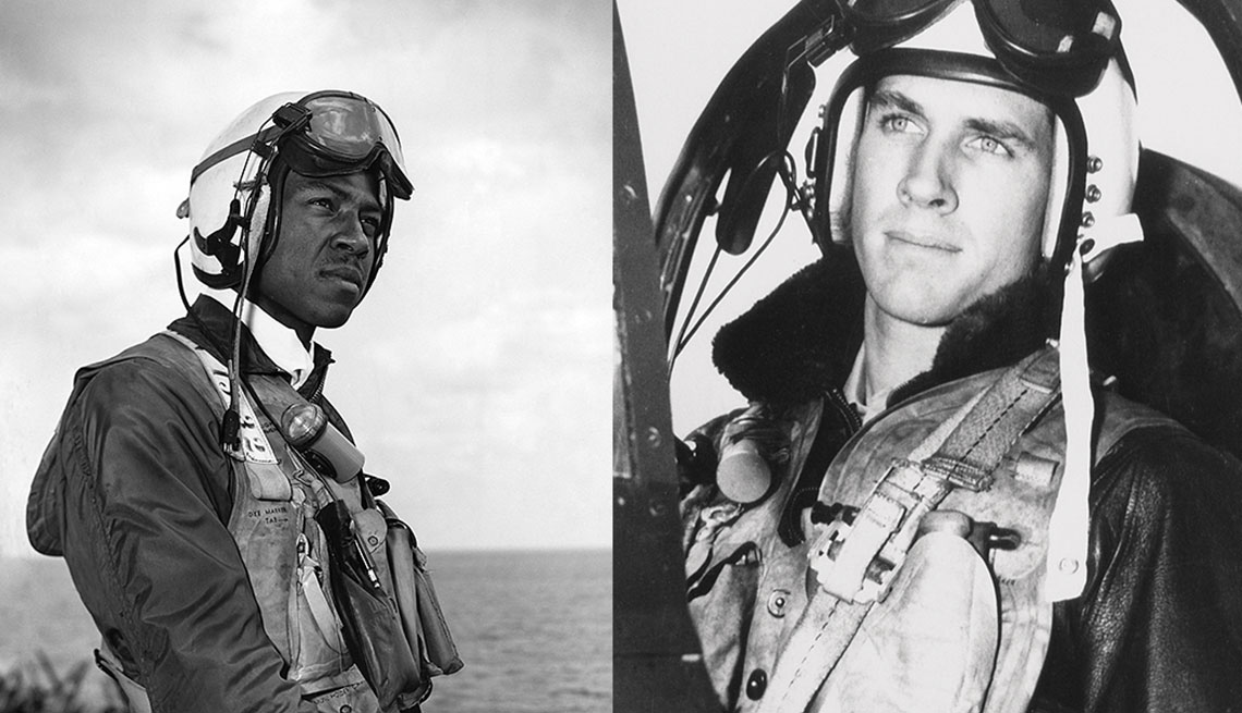Jesse Brown, Thomas Hudner Korean War, Battle of Chosin Reservoir, Battle I'll Never Forget,