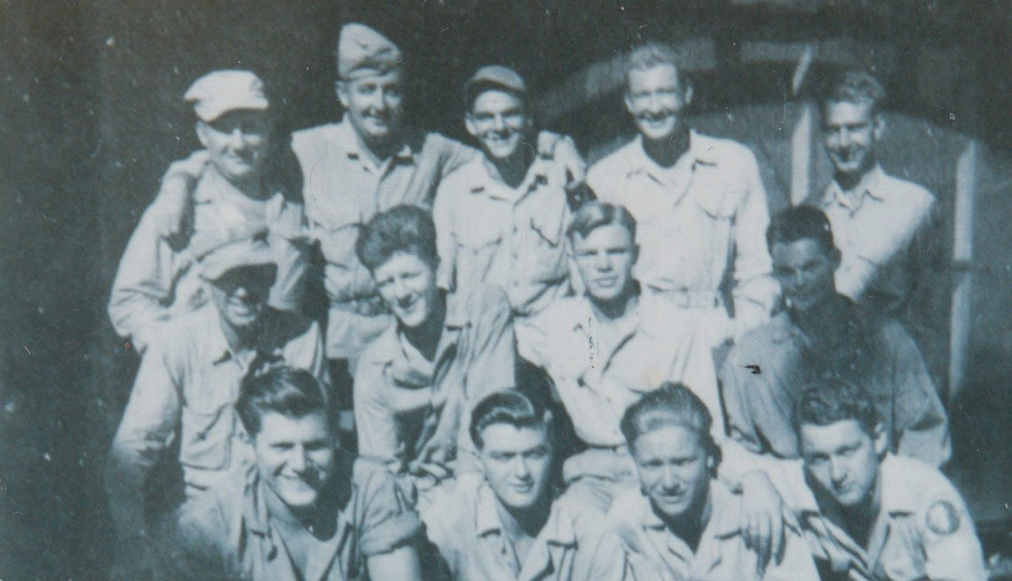 Charles Young, Okinawa, World War II, Battle I'll Never Forget