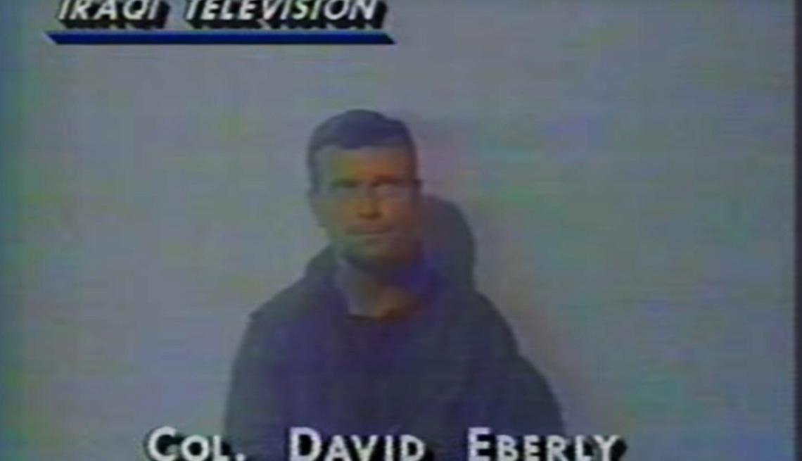 David Eberly, Operation Desert Storm, captivity, Iraqi forces, Battle I'll Never Forget