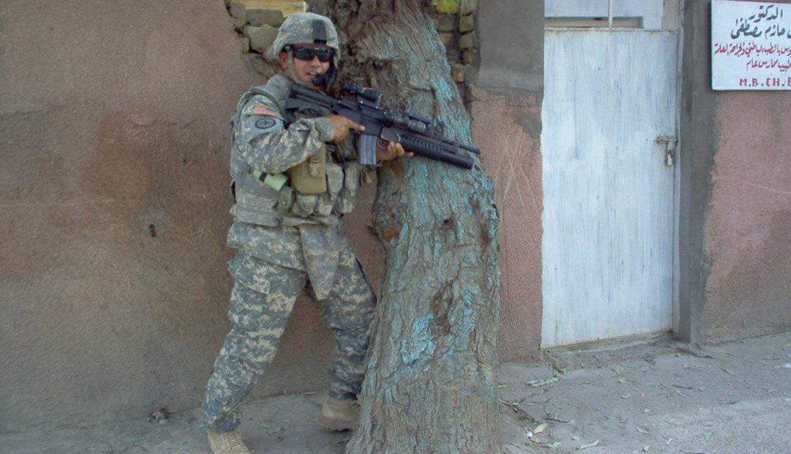 Battle I'll Never Forget Gary Villalobos