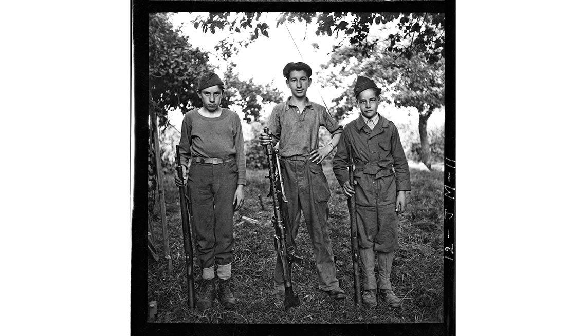 Jóvenes soldados