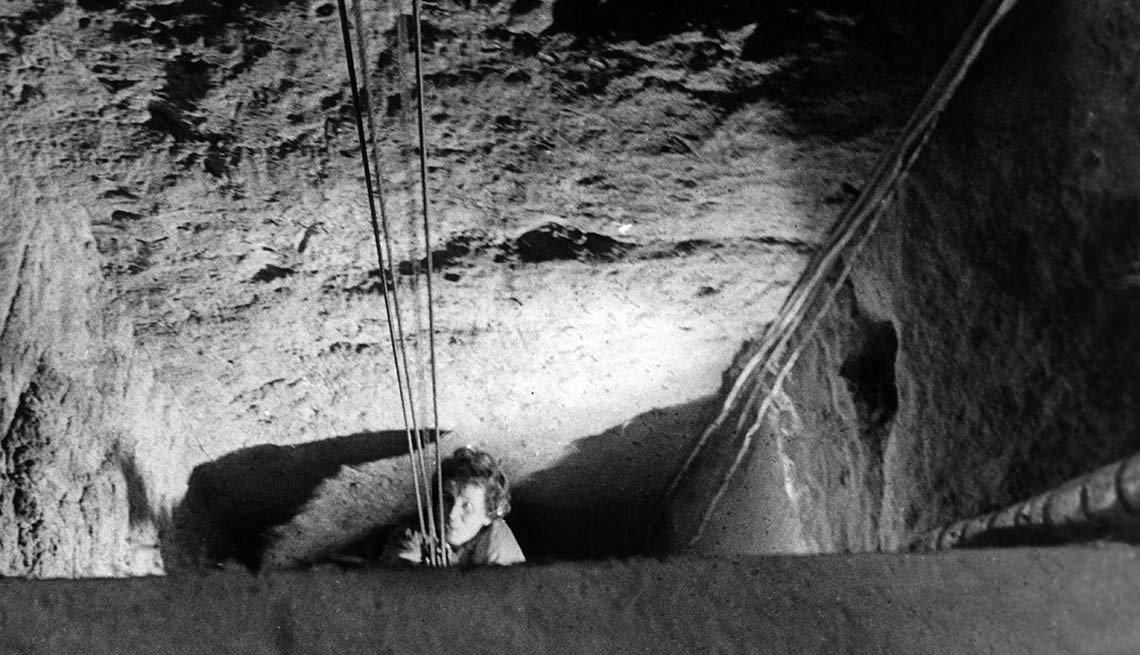 Túneles bajo tierra