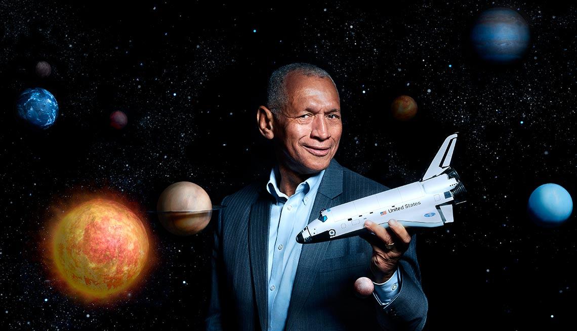 Conversation with Charles Bolden NASA administrator