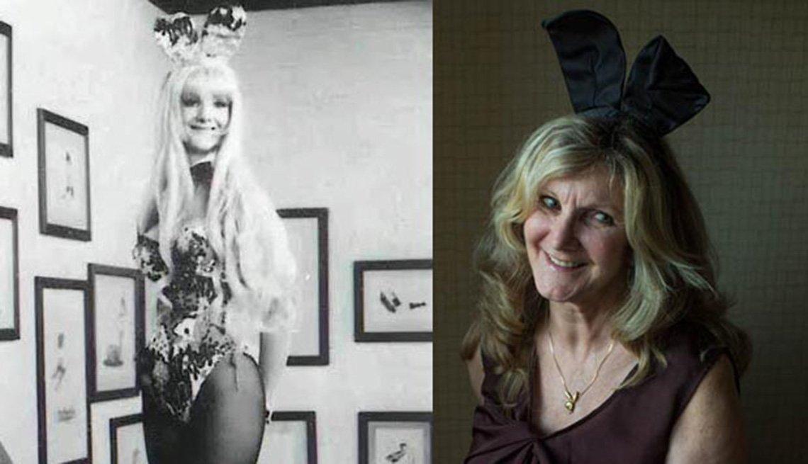 Marsha Callender, 25th Anniversary Playboy Bunny Reunion