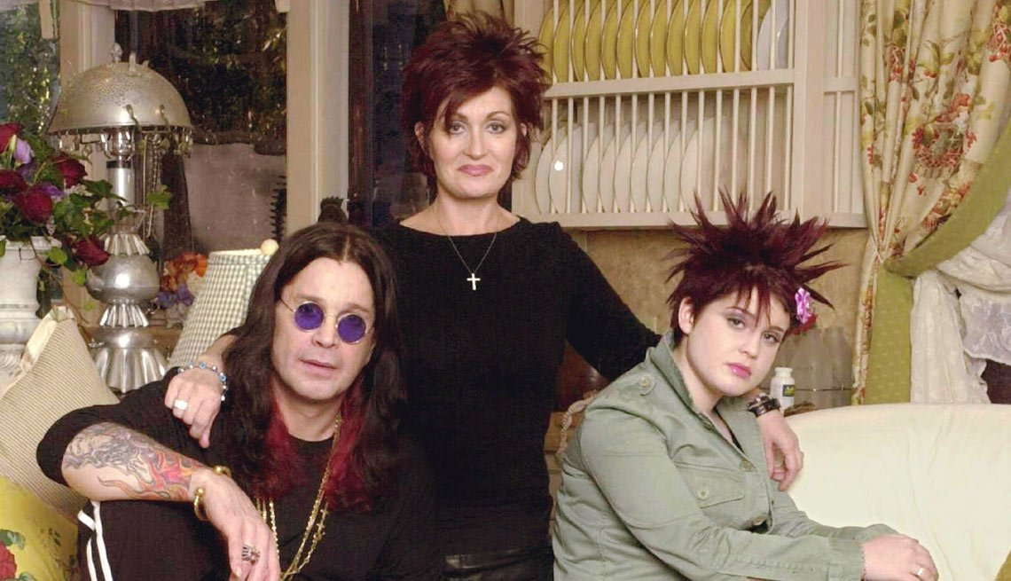 8 Celebrities Who Became Fabulously Famous - Sharon Osbourne
