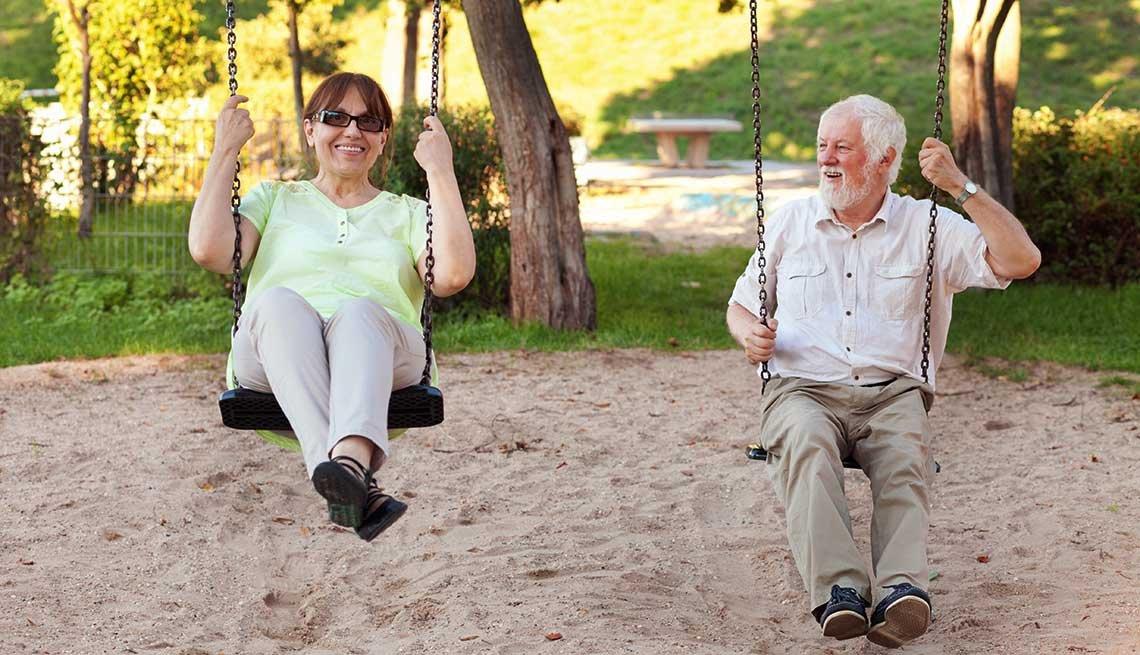 10 Throwback Ways to Enjoy Summer Fun -  swings