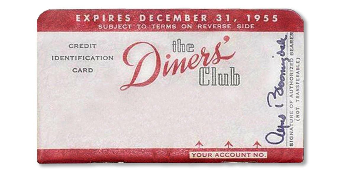 The Diner's Club, la primera tarjeta de crédito