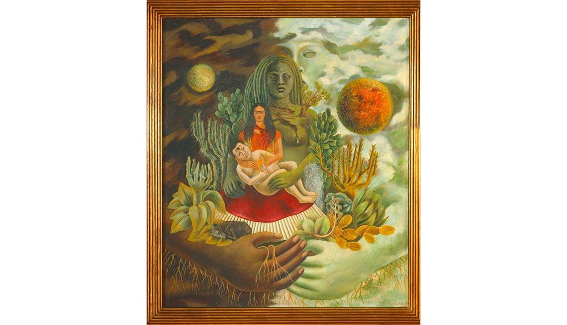 Mueren Frida Kahlo y Diego Rivera