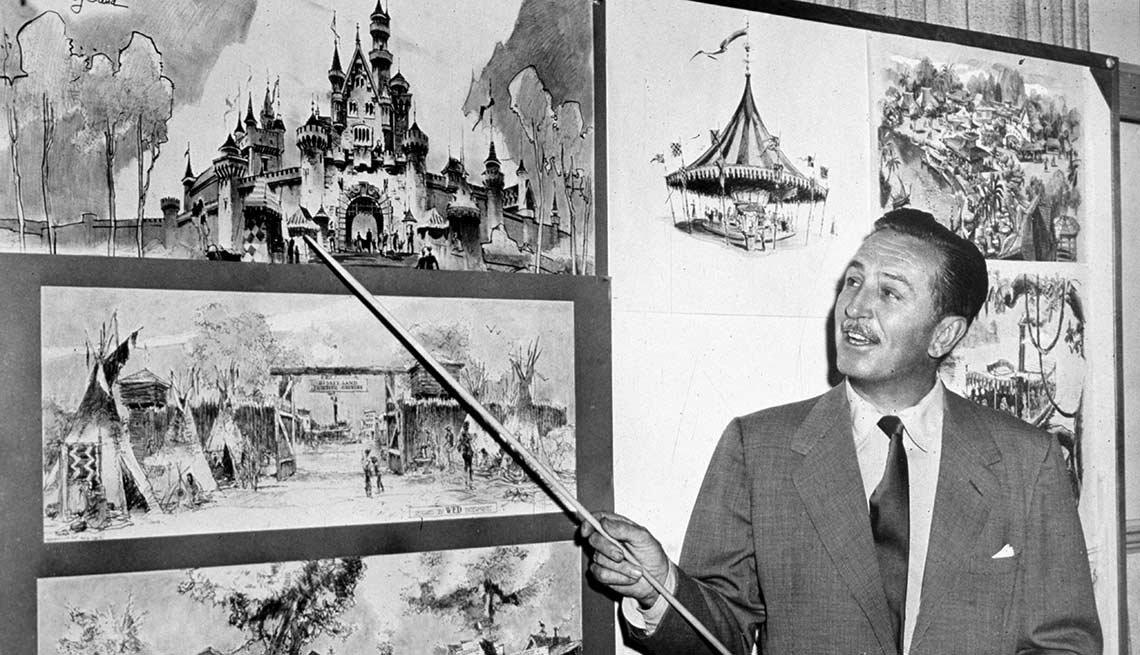 Surge el maravilloso mundo de Disney