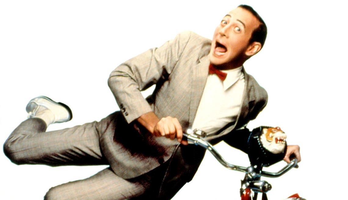 Danny gans pee wee herman with you