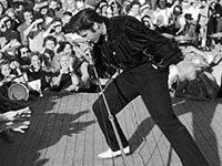 Elvis Presley y la época dorada del Rock and Roll