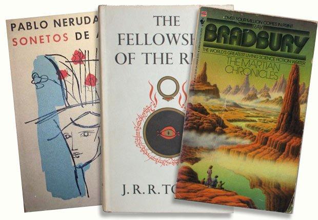 Literatura de los 1950