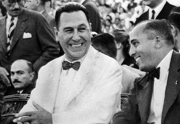 Juan Domingo Perón - Golpe de Estado contra Perón en Argentina