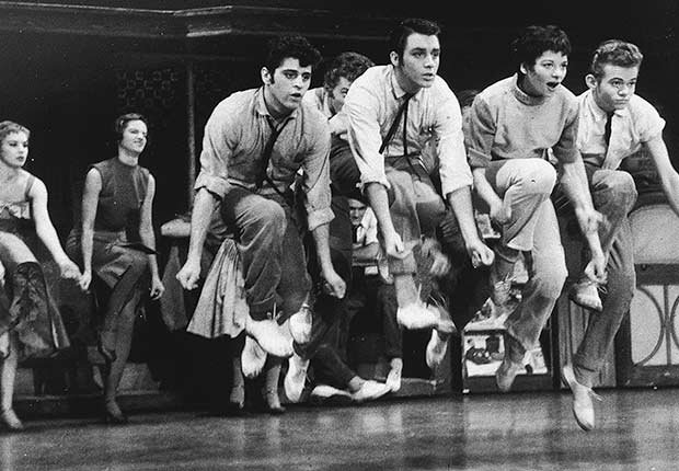 Se estrena West Side Story en Broadway