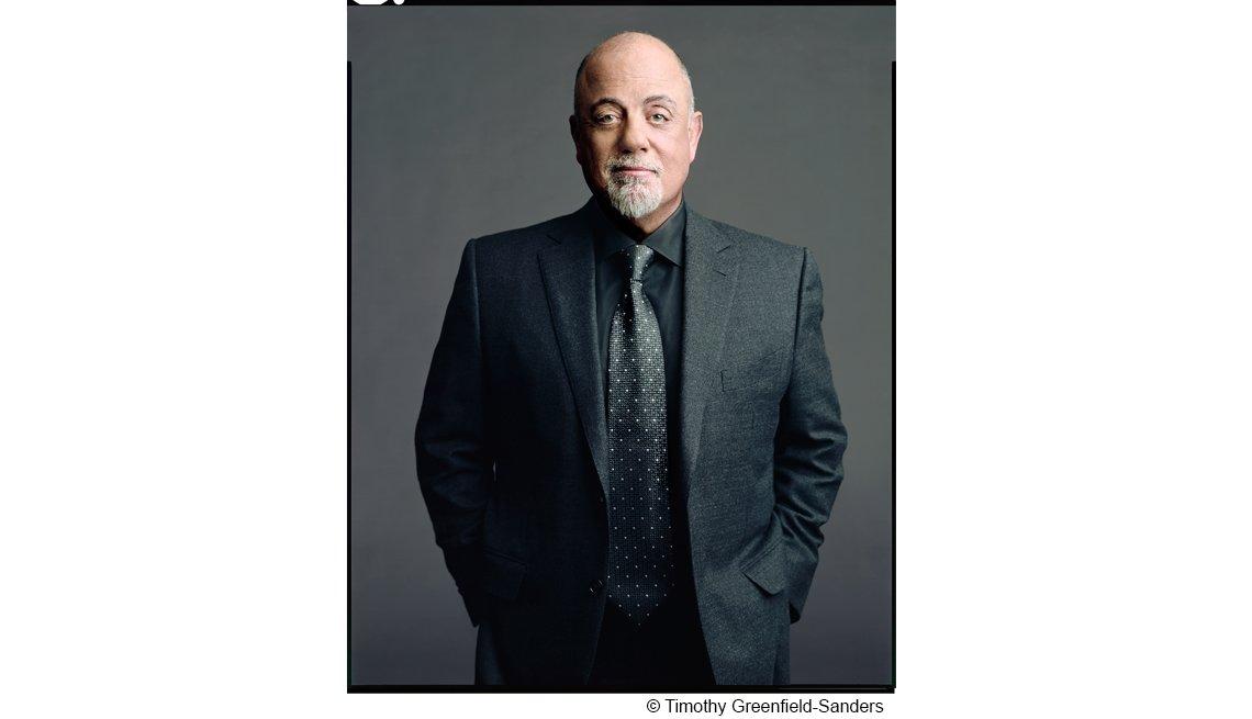 Billy Joel, cantante y compositor - 'La Lista de Boomer': Una generación que cambia el juego