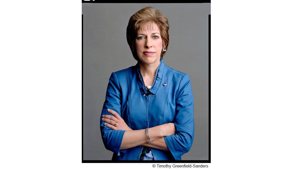 Ellen Ochoa, directora del Centro Johnson Space - 'La Lista de Boomer': Una generación que cambia el juego