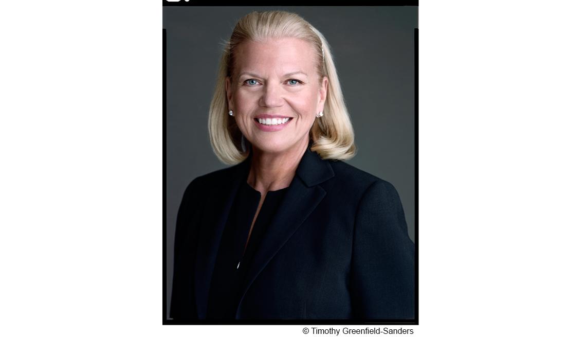 Virginia Rometty, CEO of IBM - 'La Lista de Boomer': Una generación que cambia el juego