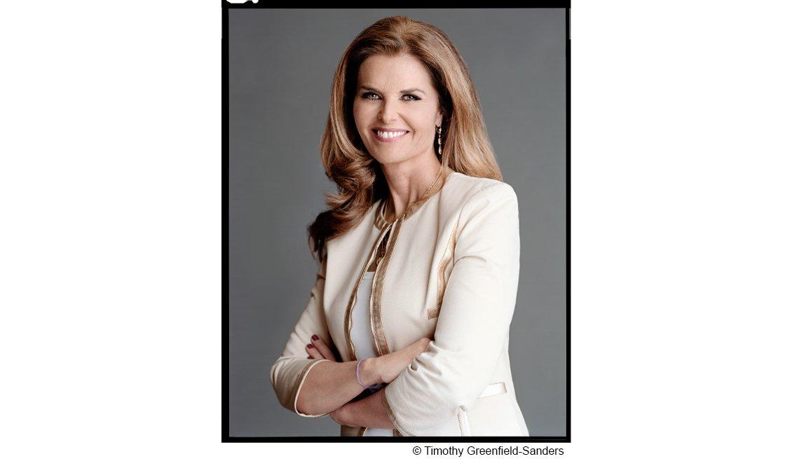Maria Shriver, periodista - 'La Lista de Boomer': Una generación que cambia el juego