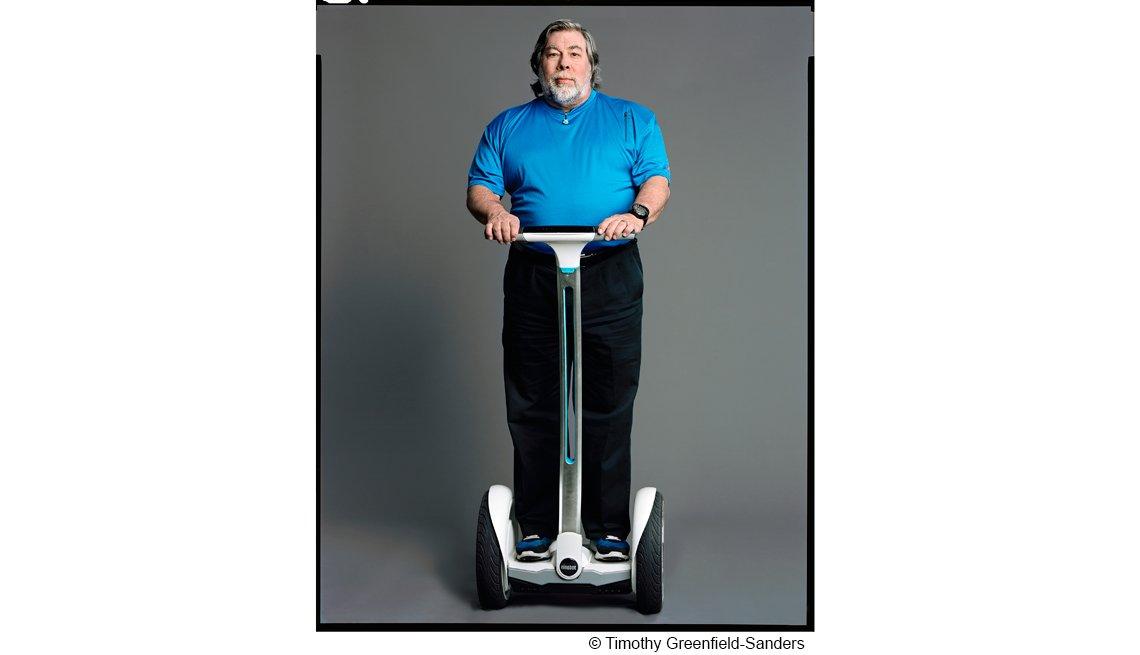 Steve Wozniak, cofundador de Apple Computer - 'La Lista de Boomer': Una generación que cambia el juego