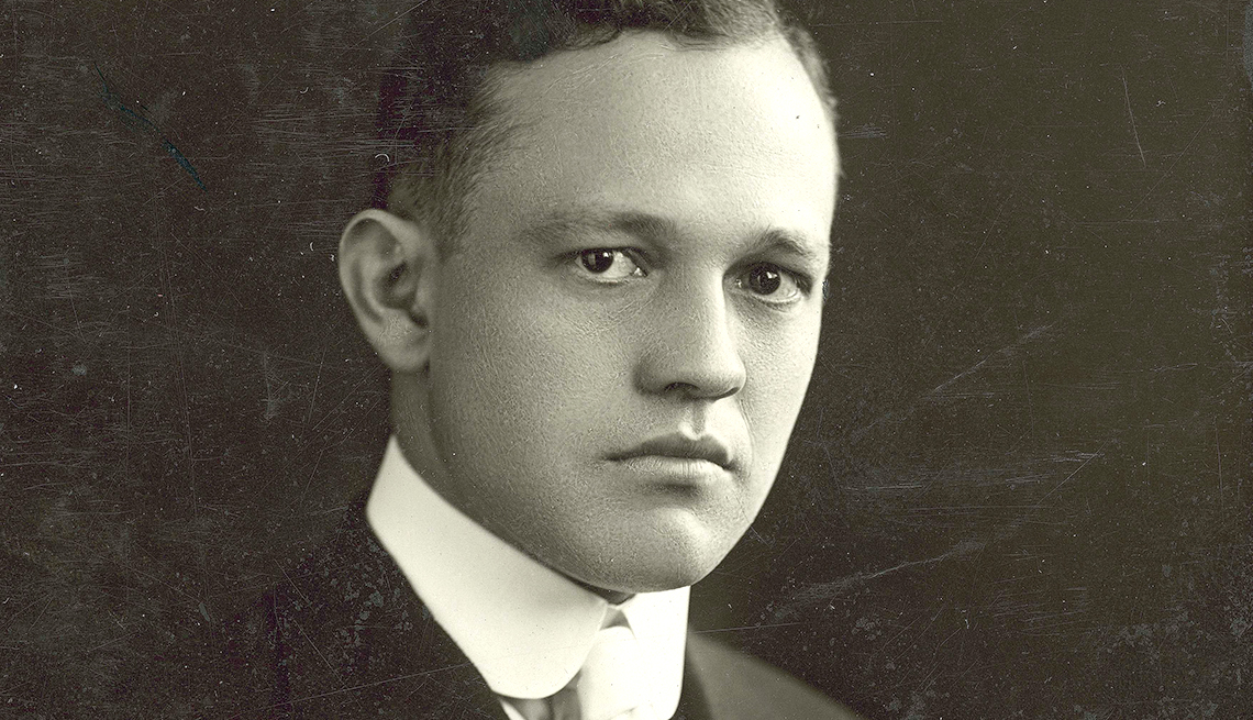 Edwin E. Witte, the father of Social Security, Older Americans, Hall of Fame