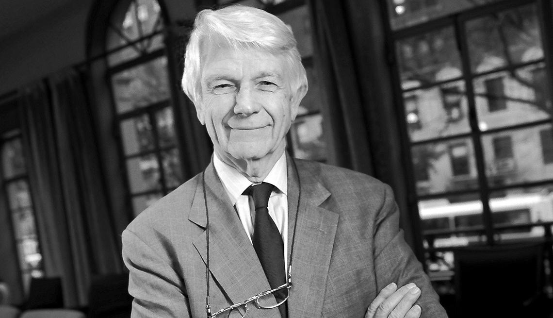 Dr. Robert Butler, CEO of the International Longevity Center USA, fought discrimination against older Americans, Older Americans, Hall of Fame