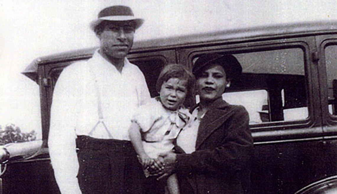 Gonzalo Mendez y Felicitas Mendez