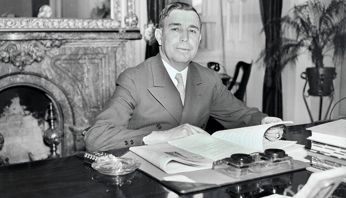 Dennis Chávez fue el primer senador hispano nacido en Estados Unidos