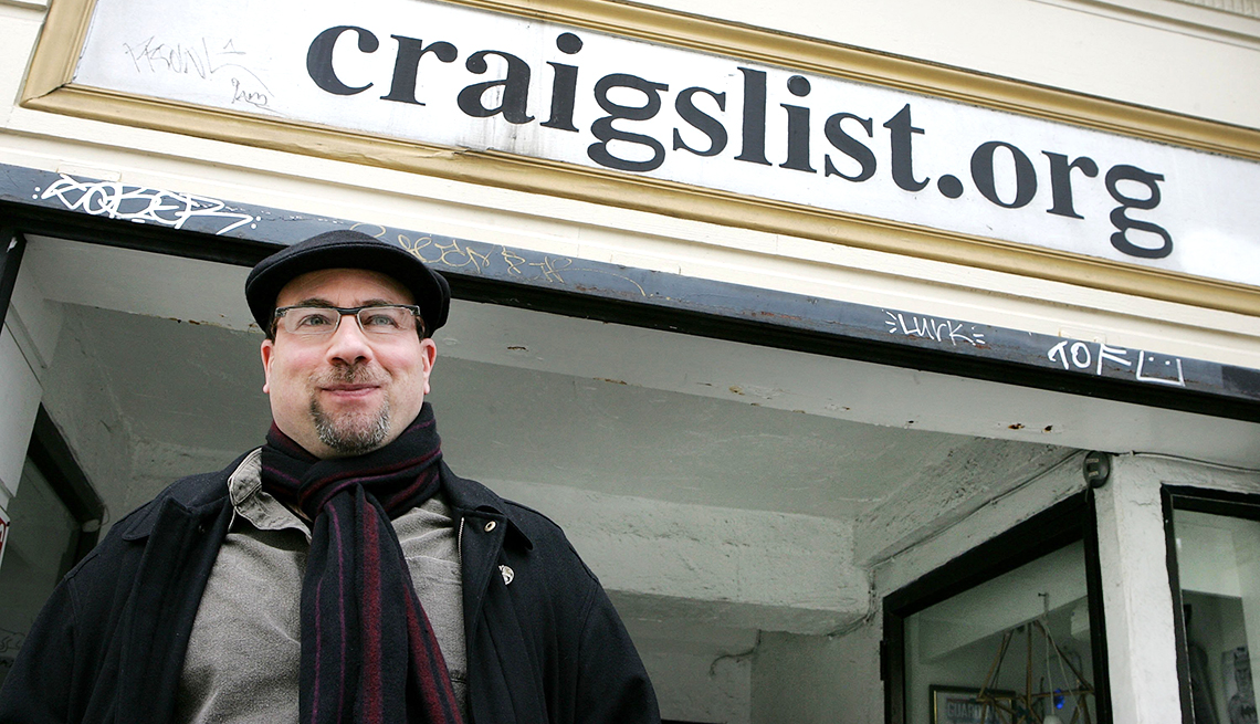 The 'Influentials' Who Help Us Save Money - Craig Newmark