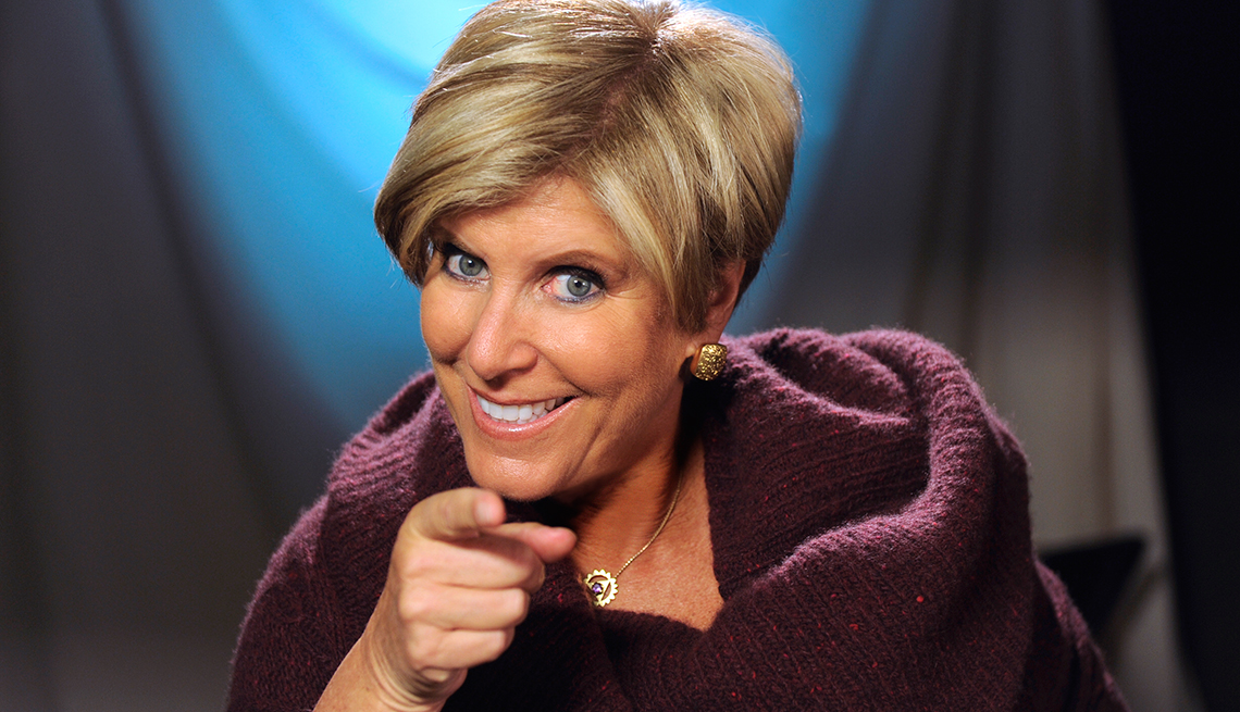 suze orman scamming people