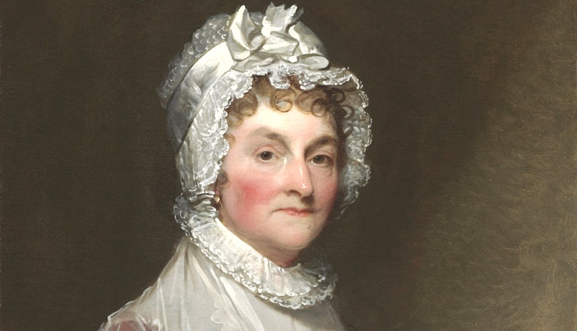 Fun Facts About First Ladies Through History - Abigail Adams