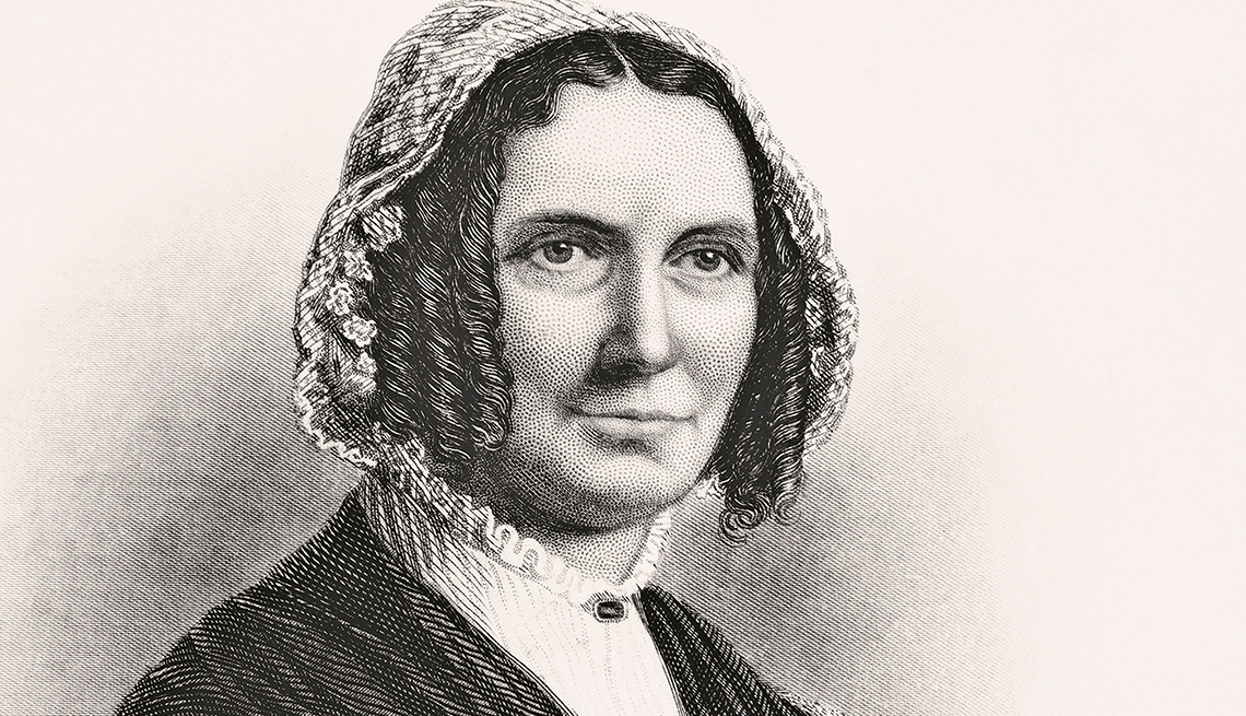 item 9 of Gallery image - Fun Facts About First Ladies Through History - Abigail Powers Fillmore