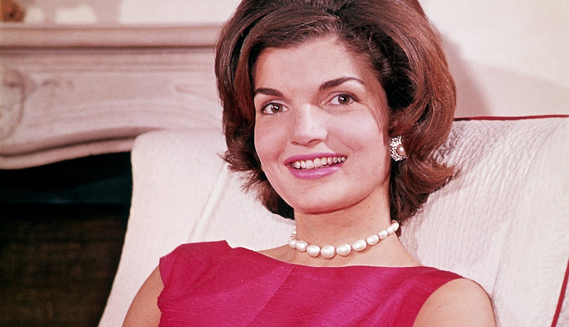 Fun Facts About First Ladies Through History - Jacqueline Bouvier Kennedy Onassis