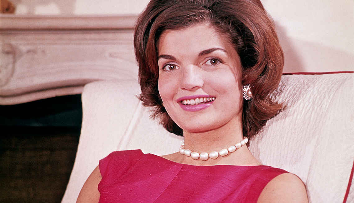 item 13 of Gallery image - Fun Facts About First Ladies Through History - Jacqueline Bouvier Kennedy Onassis