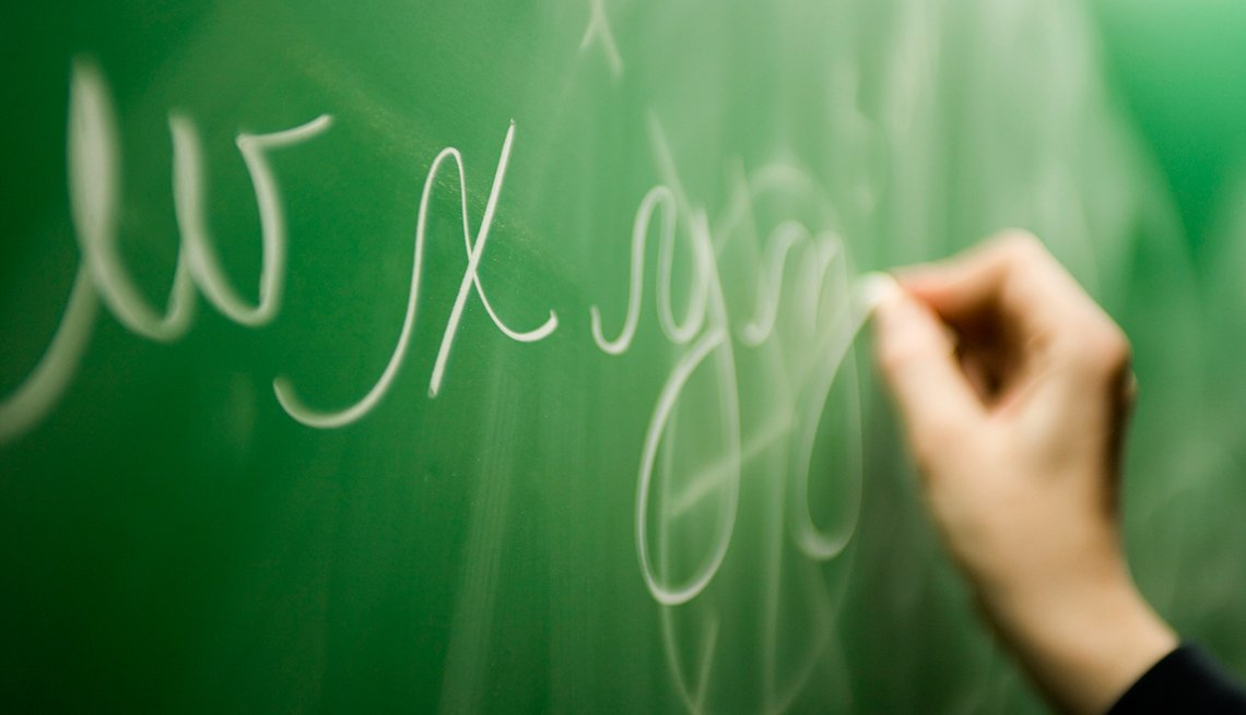 10 Skills Our Kids Will Never Learn  - How to write in cursive.