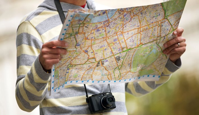 10 Skills Our Kids Will Never Learn  - read a map