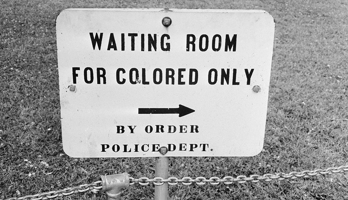The Struggle for Civil Rights -  Jim Crow