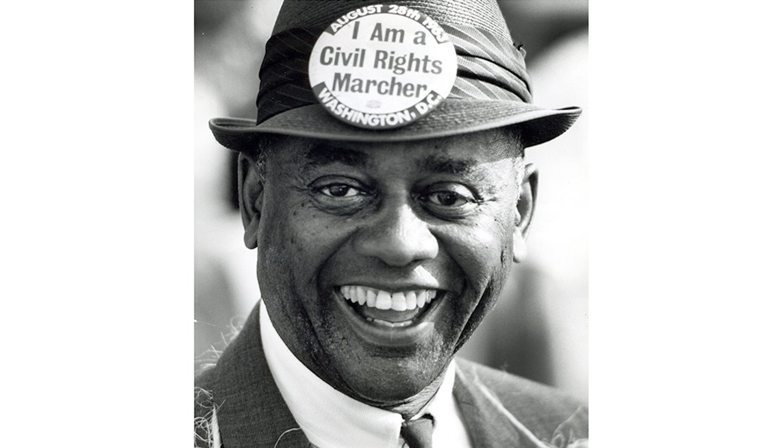 The Struggle for Civil Rights - March on Washington