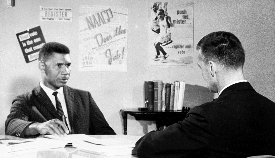 The Struggle for Civil Rights - Medgar Evers, an NAACP official