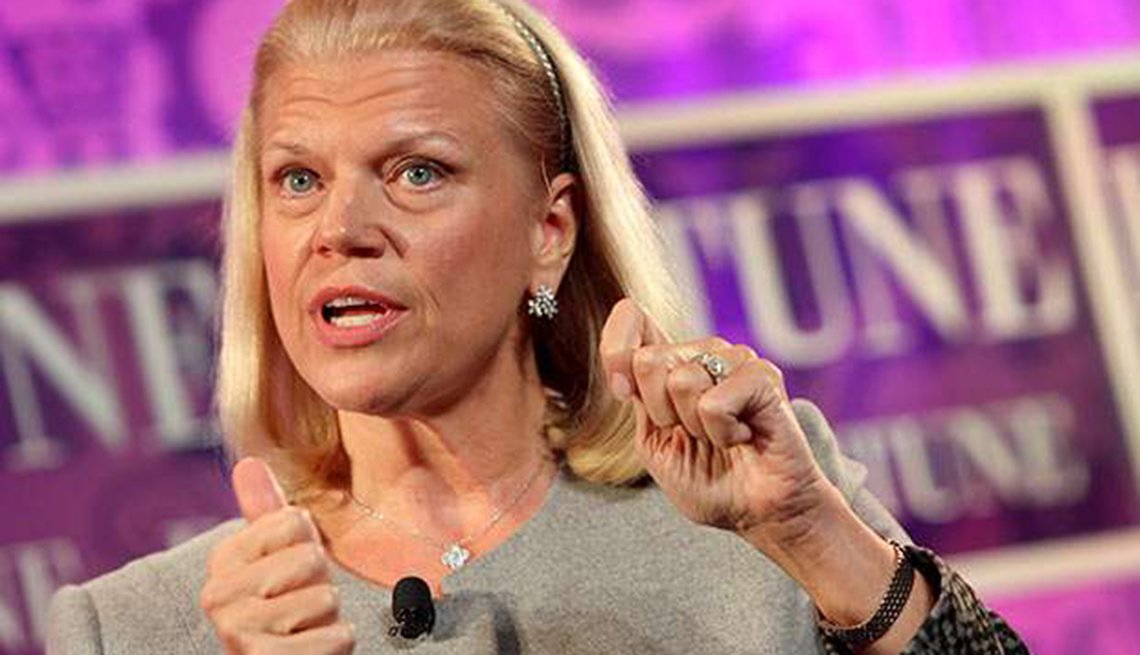 Virginia Rometty