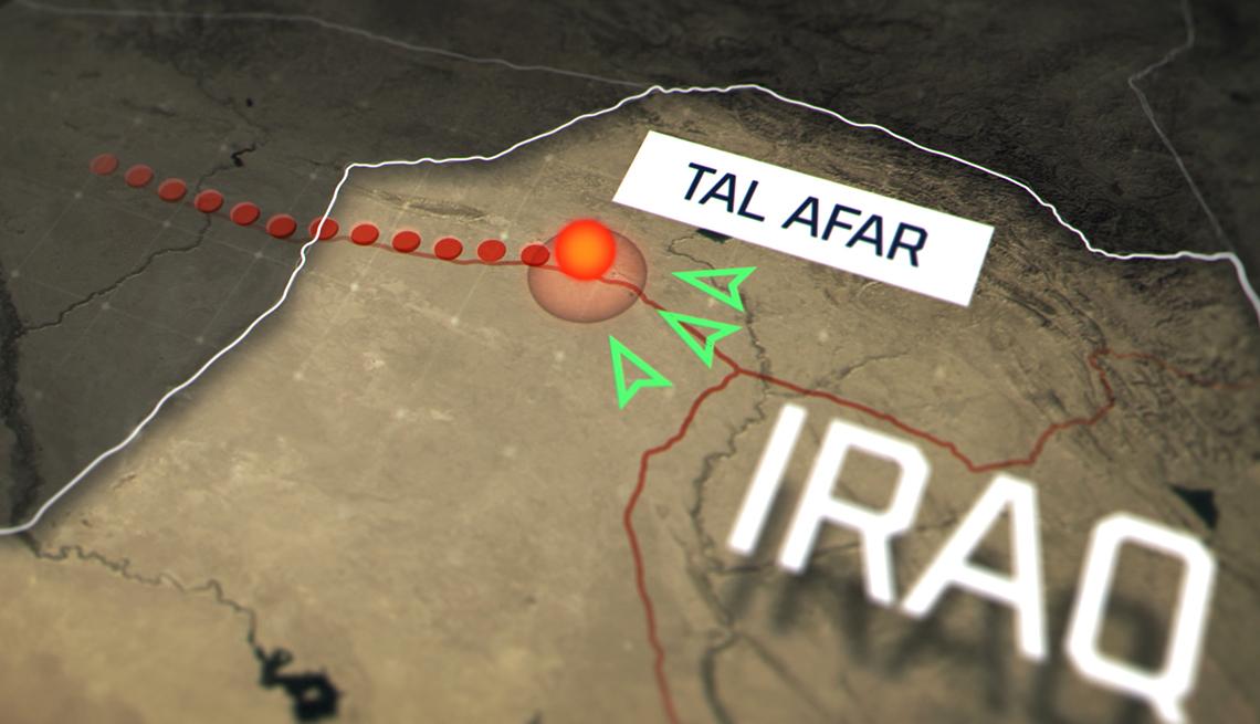 Battle I'll never forget -  Iraq War — Tal Afar