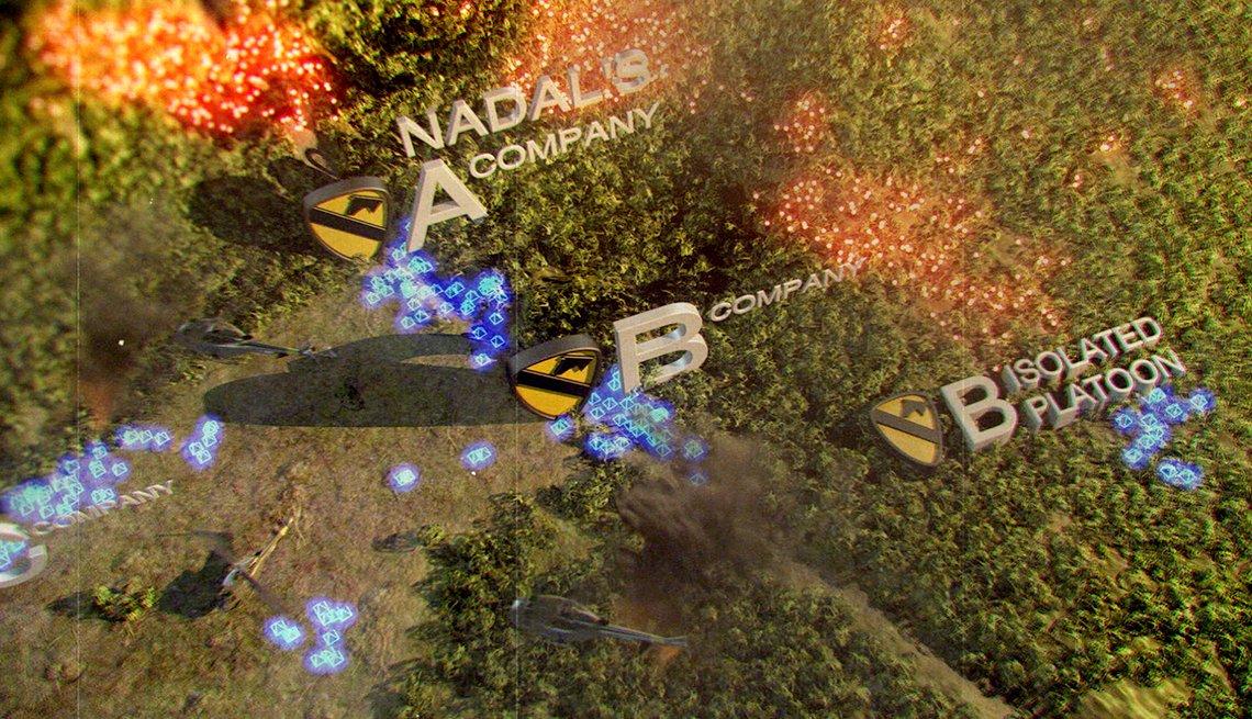 Battle I'll never forget -  Vietnam  Ia Drang