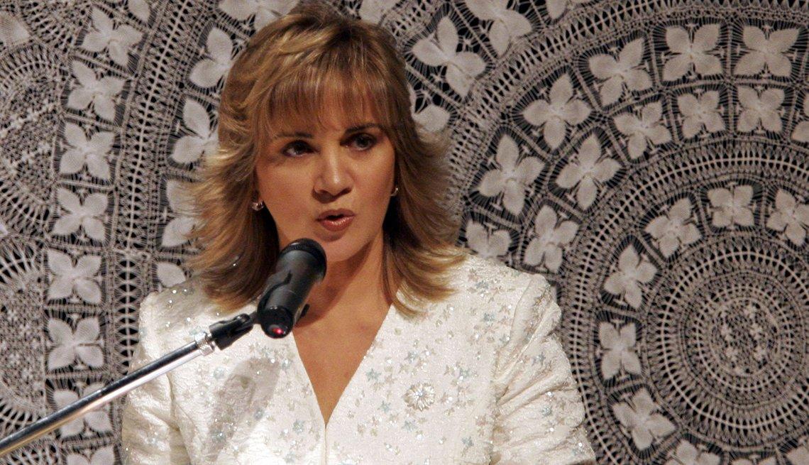 María Gloria Penayo de Duarte: exprimera dama de Paraguay (2003–2008)