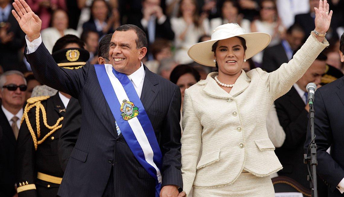 Rosa Elena Bonilla de Lobo: exprimera dama de Honduras (2010–2014)