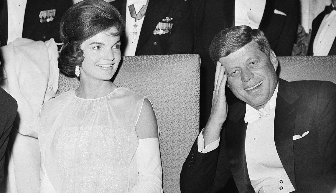 Jacqueline Kennedy Onassis: exprimera dama de Estados Unidos (1961–1963)