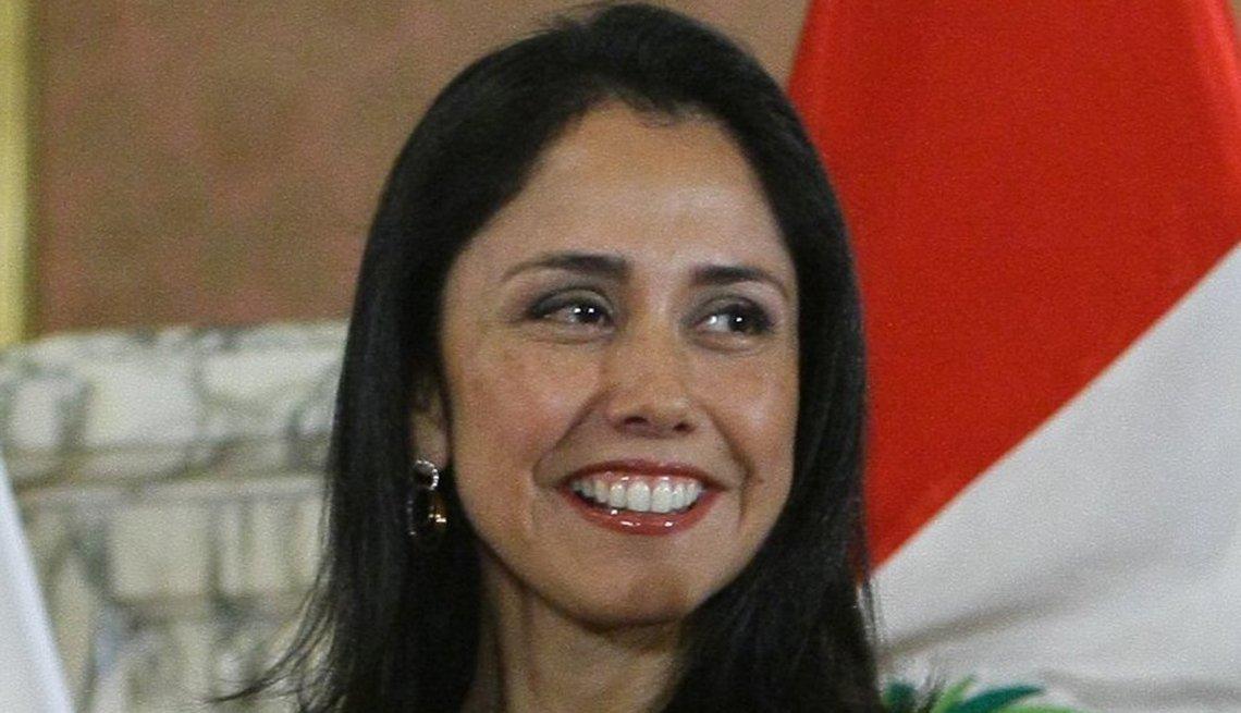 Nadine Heredia Alarcón de Humala: actual primera dama de Perú