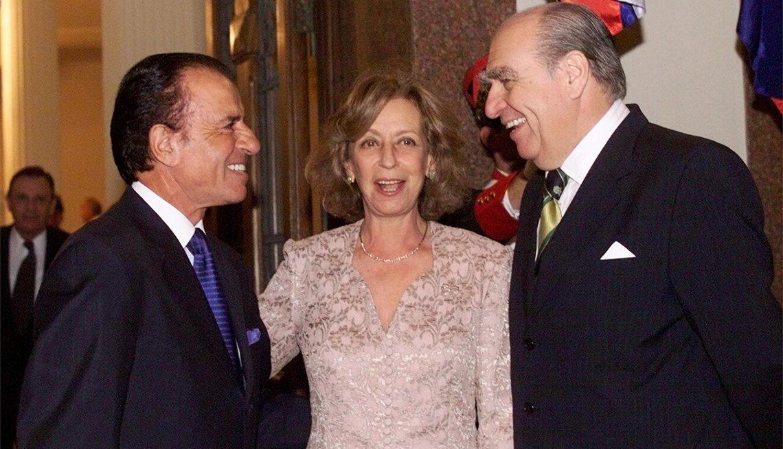 Marta Canessa de Sanguinetti: exprimera dama de Uruguay (1985–1990/1995–2000)