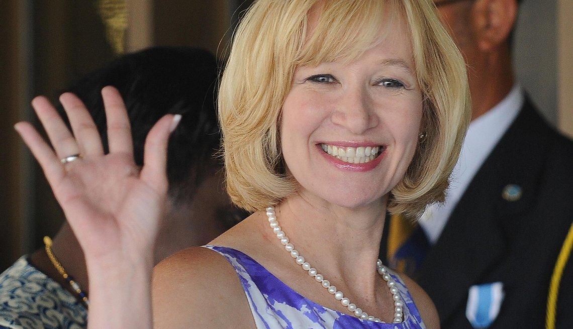 Laureen Harper: exprimera dama de Canadá